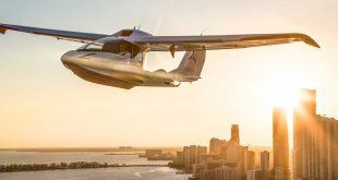 Спортният самолет Icon A5 издига летенето до нови висоти