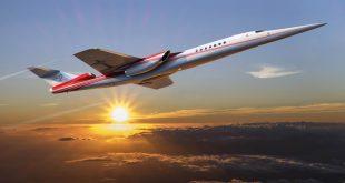 Aerion AS2 в състезание за първи свръхзвуков бизнес самолет