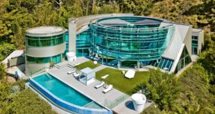 Бившата луксозна къща на Джъстин Бийбър се дава под наем