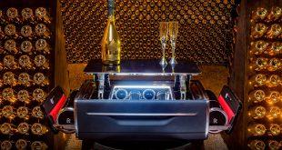 Обичате шампанско? Ще се влюбите в този продукт на Ролс Ройс!