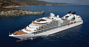 Околосветско пътешествие с луксозния круизен кораб Seabourn Quest