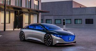 Влюбени сме… в новия електрически Mercedes- Benz EQS