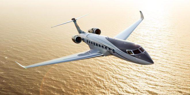 Луксозен частен самолет Gulfstream G700