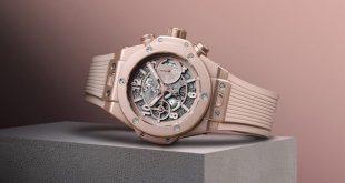 Унисекс часовник от Hublot и Garage Italia