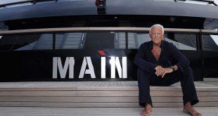 Супер яхтите на звездите – от Били Джоел до Джорджо Армани
