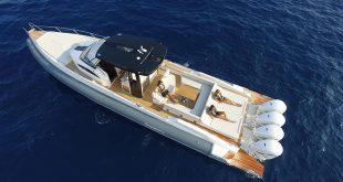 Capelli Tempest 50'- Лодката, с която наистина ще усетите вятъра в косите си