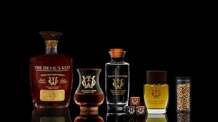 Луксозно ирландско уиски