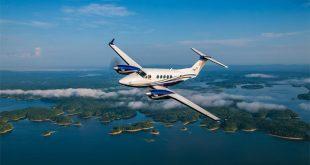 Частният самолет King Air 260 ще ви осигури кралски полет