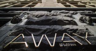 AWAY – Златният спа център, в банков трезор