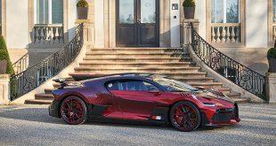 Сложен проект, за най-уникалeн цвят на кола,  отне на Bugatti 2 години