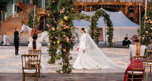 Chanel пролет – лято 2021 – бохемска сватба в замъка