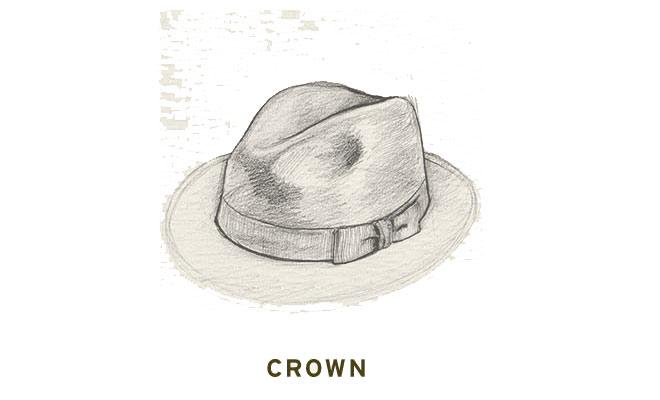 Корона на шапката