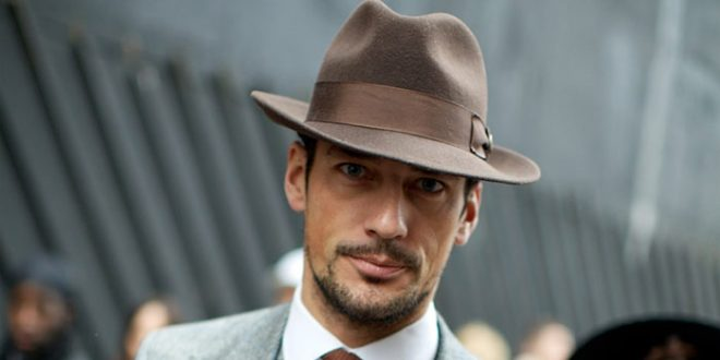 Мъжка мода: видове шапки